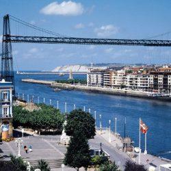 Puente Vizcaya_Portugalete_Puente colgante_Puente Bizkaia