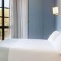 Habitación doble hotel Arenal Bilbao