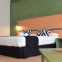 Habitación doble hotel La Naval Sestao