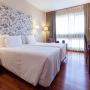 Habitación doble hotel Palacio de Oriol