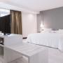 Habitación superior hotel Abando Bilbao