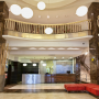 Recepcion hotel Abando Bilbao